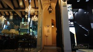 銀座高級クラブ・瑞木(みずき)・mizuki・玄関の写真